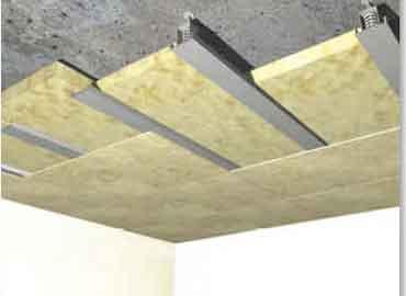 Insonorizacion insonorizaciones aislamiento acustico - Aislamiento para techos ...