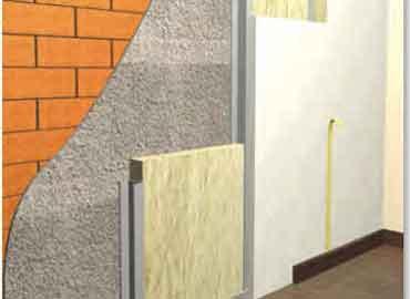 Insonorizacion insonorizaciones aislamiento acustico - Insonorizacion de paredes ...